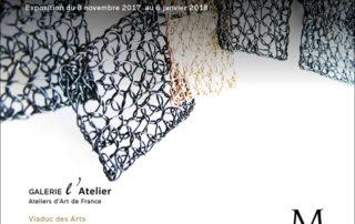 Expositions PARURES - Paris - Novembre 2017 à janvier 2018